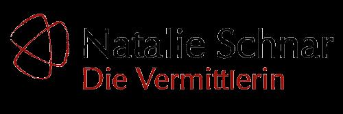 Natalie Schnar - Die Vermittlerin - Logo
